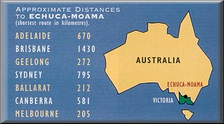 Distances Map